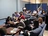 Blogger Corner in the Media Filing Center