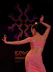 chinese dancer at icegov photo by MohdShareef