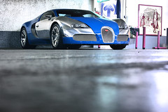 Bugatti Veyron Centainire *EXPLORED* photo by Alexander L. Photography