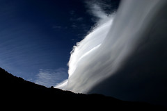 majestic storm front, sierra photo by Sophie Summer