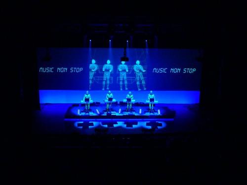 Music Non Stop   Kraftwerk