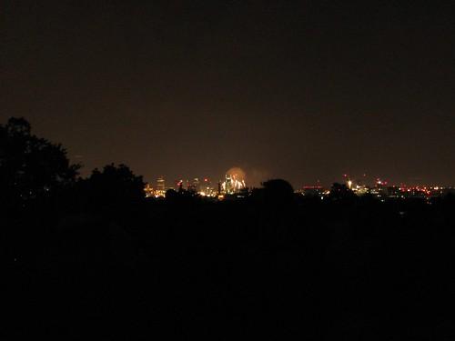 Faraway Fireworks