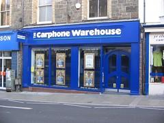 Siop Carphone Warehouse, Aberystwyth