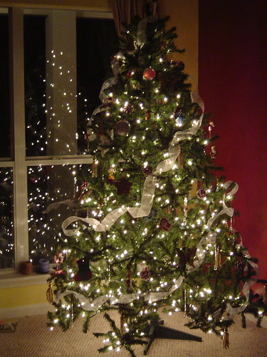 Our formal livingroom tree 2005