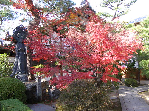 Myoshinji Temple, north west Kyoto