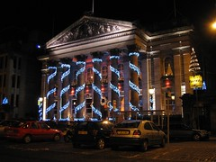 The Dome on George Street Christmas Lights 2005 (1)
