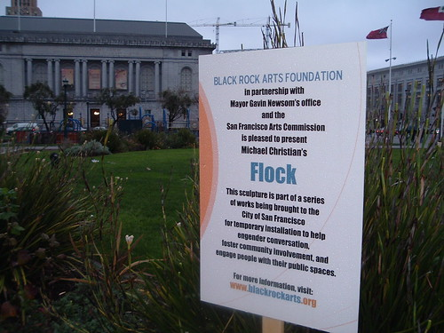 Flock in Civic Center