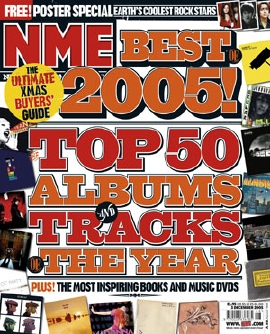 84 NME Cover L031205