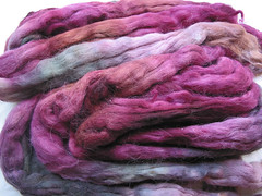 Blue Ridge Silk Works alpaca