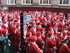Santa's gathering in Liverpool 4