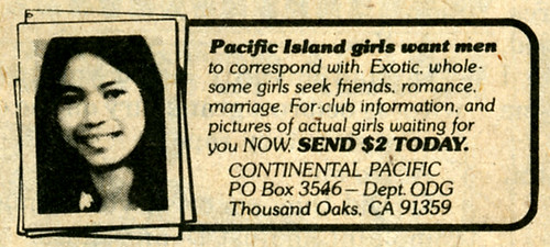 Pacific Island Girls
