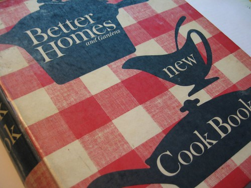 1965 better homes & gardens cookbook
