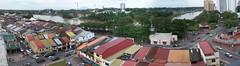 Kuching panorama