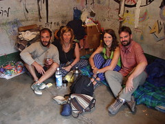 drinking mate a travellers collective community