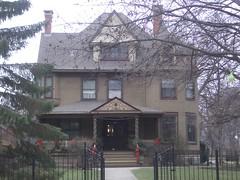065 john rankin house at 245 kenilworth (not FLW)