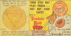 Vintage Ad #68: Tootsie Triangle