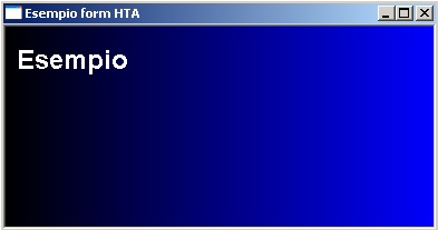 Programmare in HTA | Gianni Amato