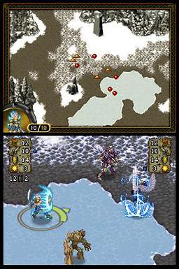 Mage Knight: Destiny's Soldier DS