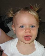 Pig Tails!