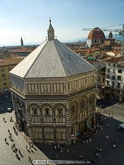 Battistero, Florence, Italy