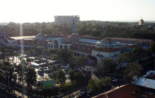 Shopping del Sol Asuncion Paraguay