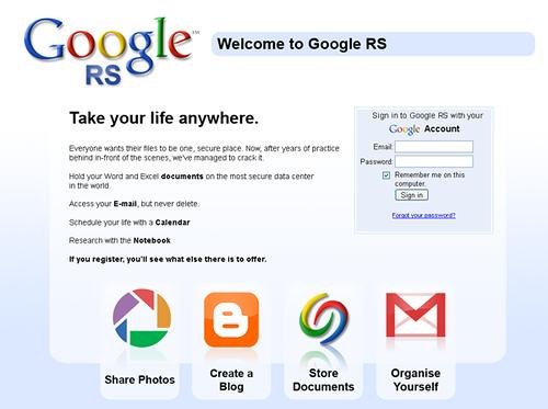 Google Mockups 4