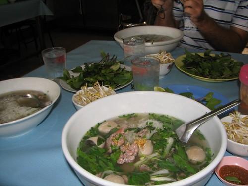 viet Noodle in Lao