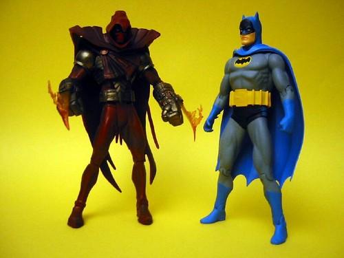 Azreal and Batman