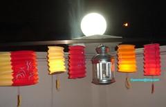 Burnt lantern
