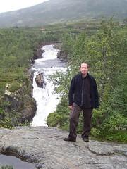 Me at Vøringfoss