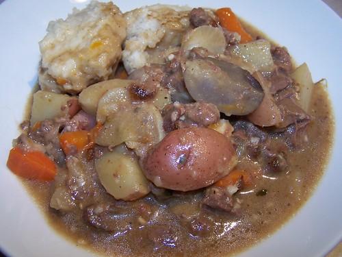 Bourbon Beef Stew