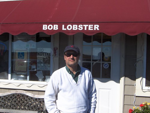That's Tommy, not Bob Lobster