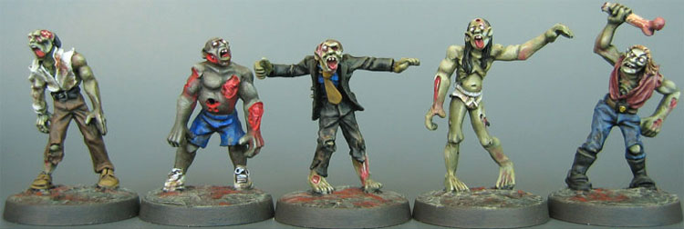 Copplestone Zombies