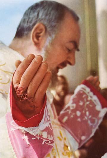 Sancte Pie de Pietrelcina,