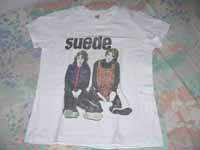 suede t