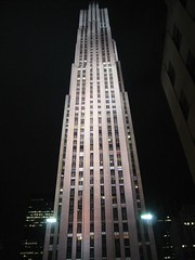 Building in Rockefeller Center