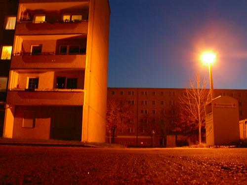 Wohnkomplex VII - November 2005