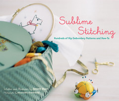 Sublime Stitching, by Jenny Hart