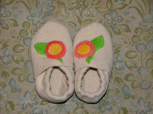 nighttime slippers
