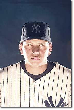 A-Rod in the trade-rumor twilight zone