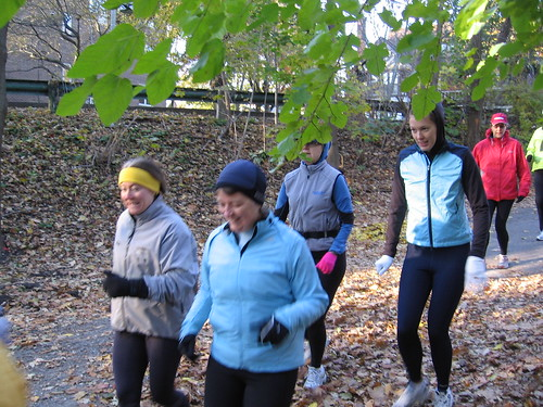 Jean's Marines Post Marathon Easy Run