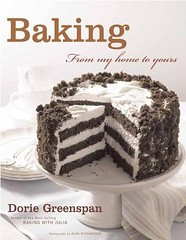 Dorrie Greenspan's new book