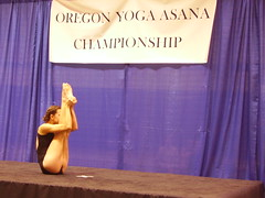 Oregon Yoga Asana Championship 2006