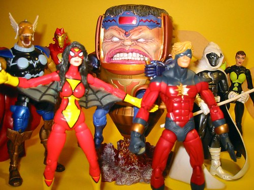 Marvel Legends Modok Series 15