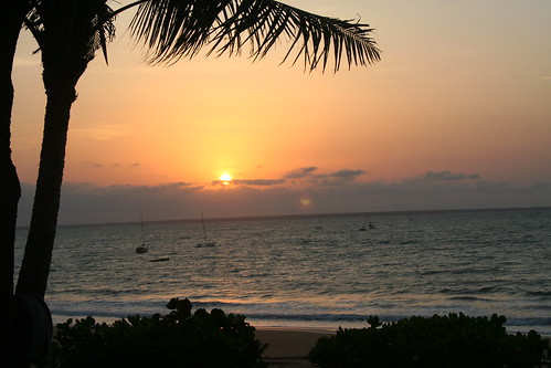 Sunset, Darwin Sailing Club