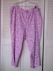 Party Pajama Pants - LB 26/28 - $4