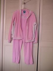 Baby Pink B-Girl Sweatsuit - Seventyseven 3x (JR size) - $25