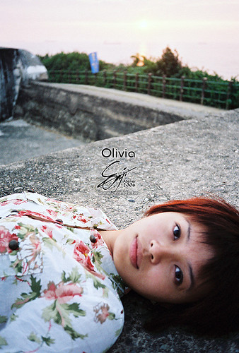Olivia,my Olivia。