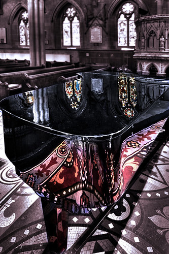The Church Piano