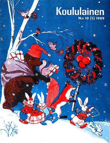 PopuLAARI: Koululainen-lehti 10 (1969)